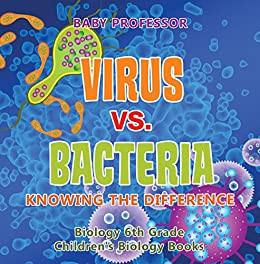 Virus vs Bacteria book