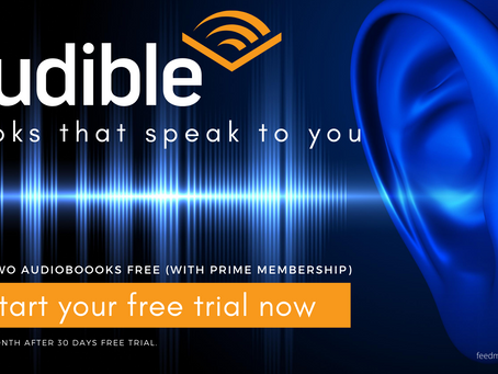 Brand New All-You-Can-listen to Audible Subscription
