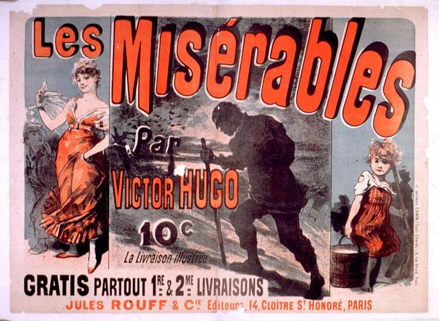 Les Misérables book image