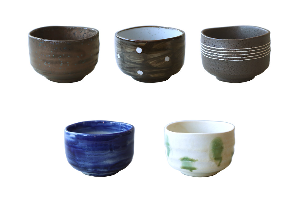 wabisabi 抹茶碗