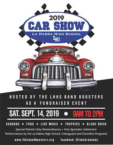2019 Car Show Flyer FRONT.JPG