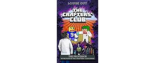 The Professor - Book Four of The Crafters' Club Series
