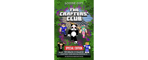 World's Collide - Crafters' Club Special Edition (Book #10)
