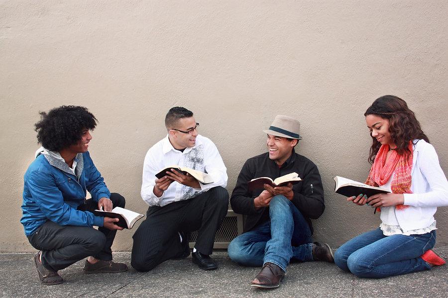 Christian Gathering Faith Stock Photos.j