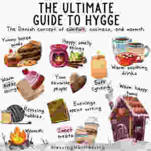 The Little book of hygge is a complete guide for Hygge life