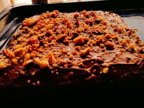 Wheat Chocolate Cake