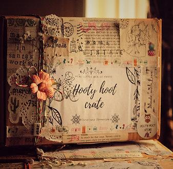 Hooty Hoot Crate -Hygge Gift box