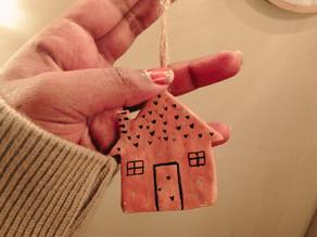 Hygge home for Christmas