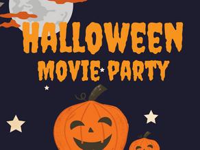 Halloween Movie List