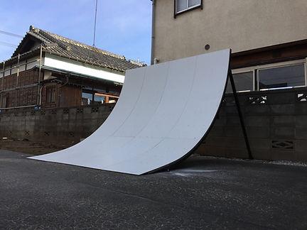 BMXランプ