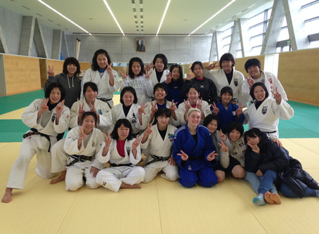 A Brief History of Women in Judo - May 2019