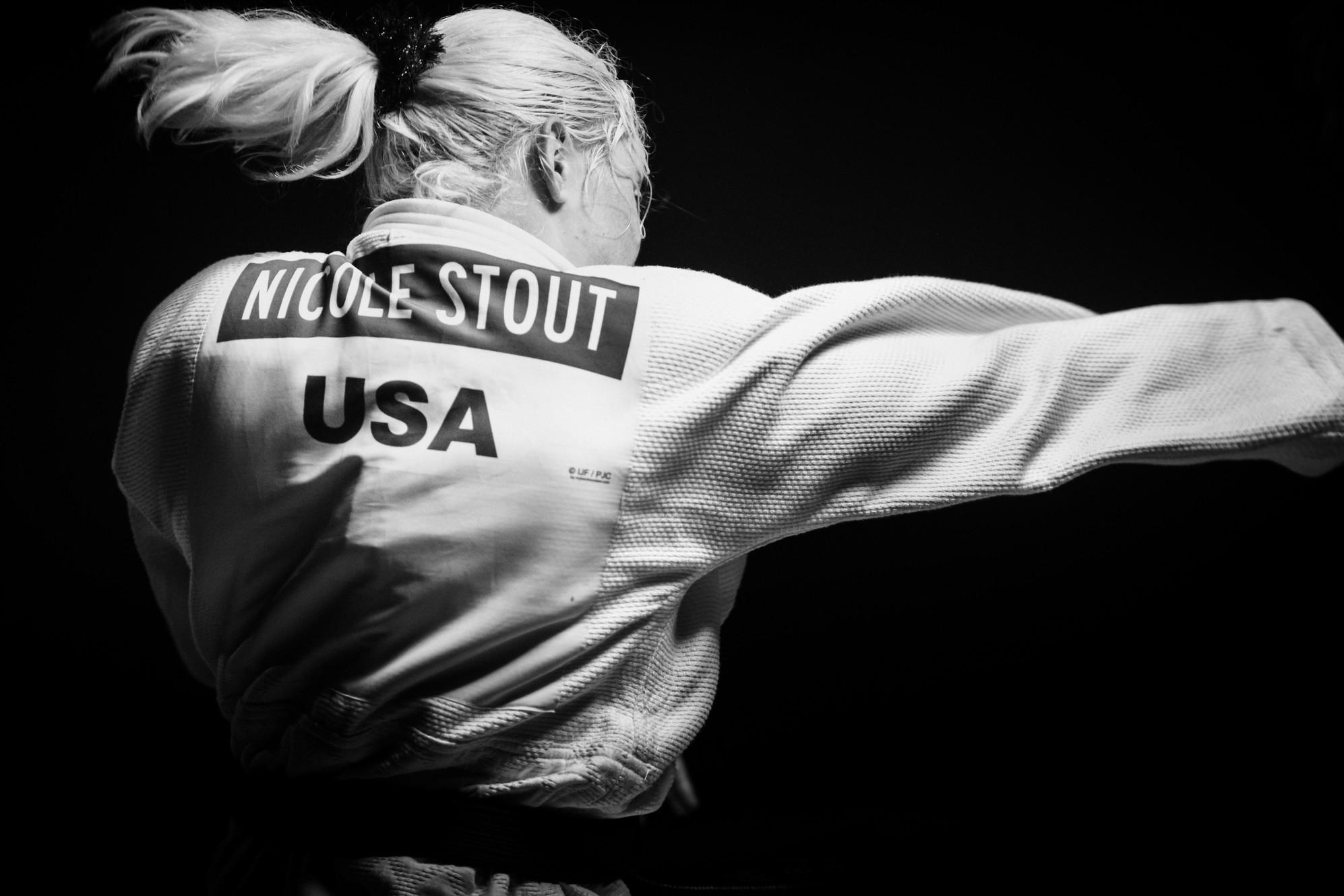 Accolades   Judo   Nicole Stout