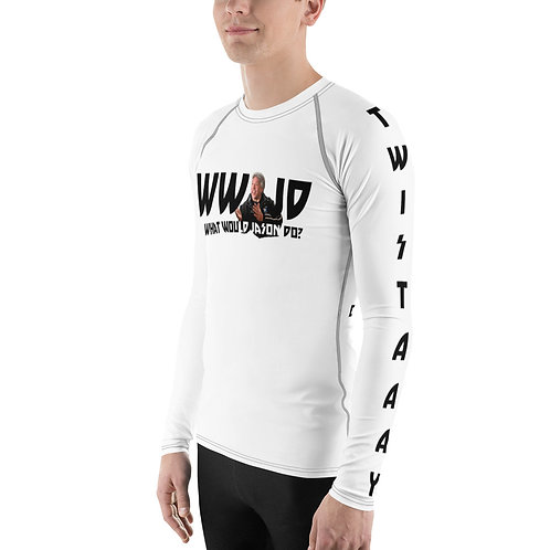 WWJD Unisex Rash Guard