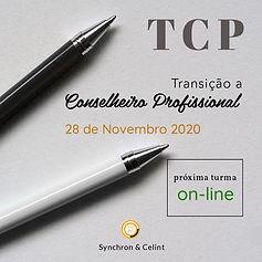 CELINT - TCP   TRANSIÇÃO A CONSELHEIRO PROFISSIONAL