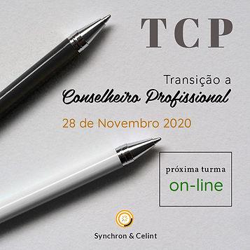CELINT - TCP | TRANSIÇÃO A CONSELHEIRO PROFISSIONAL
