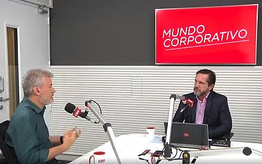 CELINT -  VÍDEO DA ENTREVISTA À RÁDIO CBN - MUNDO CORPORATIVO