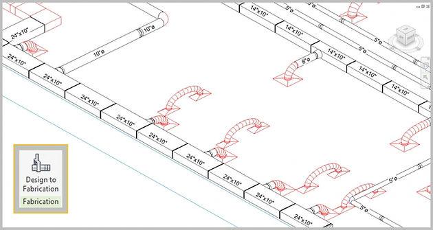 MEP Systems: Autodocumentation to Fabrication