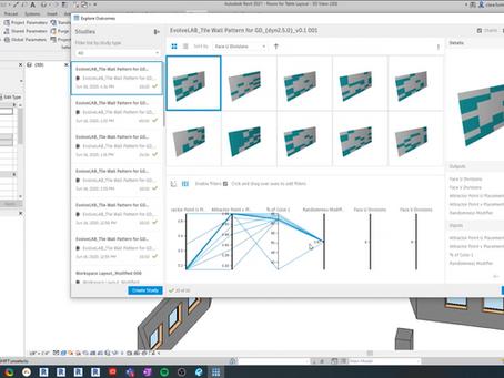 Revit 2021 Generative Design - Optimization Method