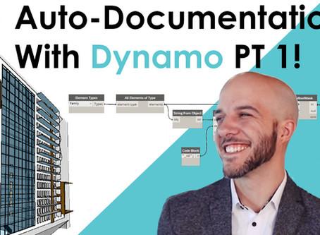 Auto-Documentation For Revit Part 1
