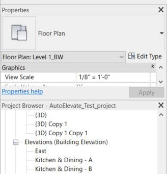 Change Case For Entire Project With Dynamo