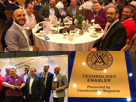 2018 Constructech Winner