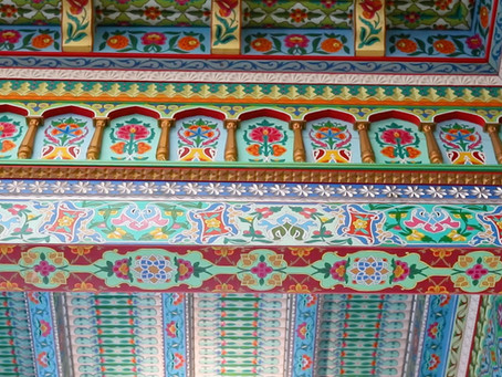 The Boulder Dushanbe Teahouse Preservation Project