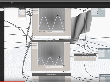 Iterative Design With Dynamo Packages