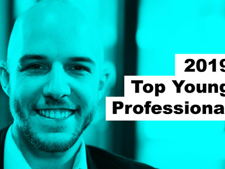 EvolveLAB Founder & CEO Bill Allen Recognized as Top Young Professional by ENR Mountain States