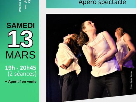 | Prochain RV avec la Cie ¡ ••• Y Flamencas à Toulouse • Rencontres dansées |
