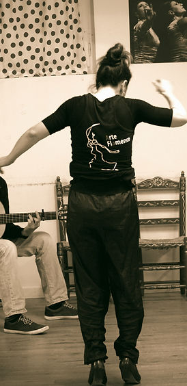 Danse flamenco Toulouse - L'Atelier flamenco