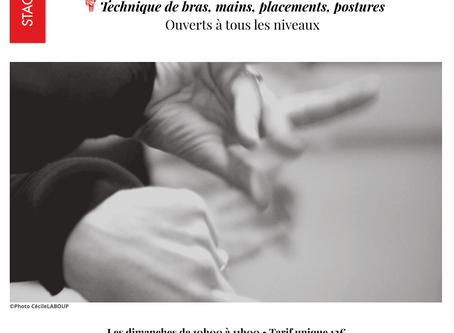 | Les stages de danse flamenco & sevillanas de L'Atelier flamenco Soledad CUESTA