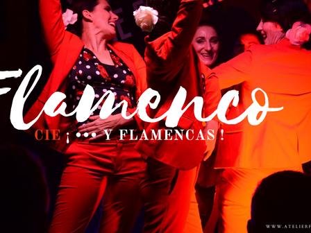| Cie de danse ¡••• Y Flamencas !