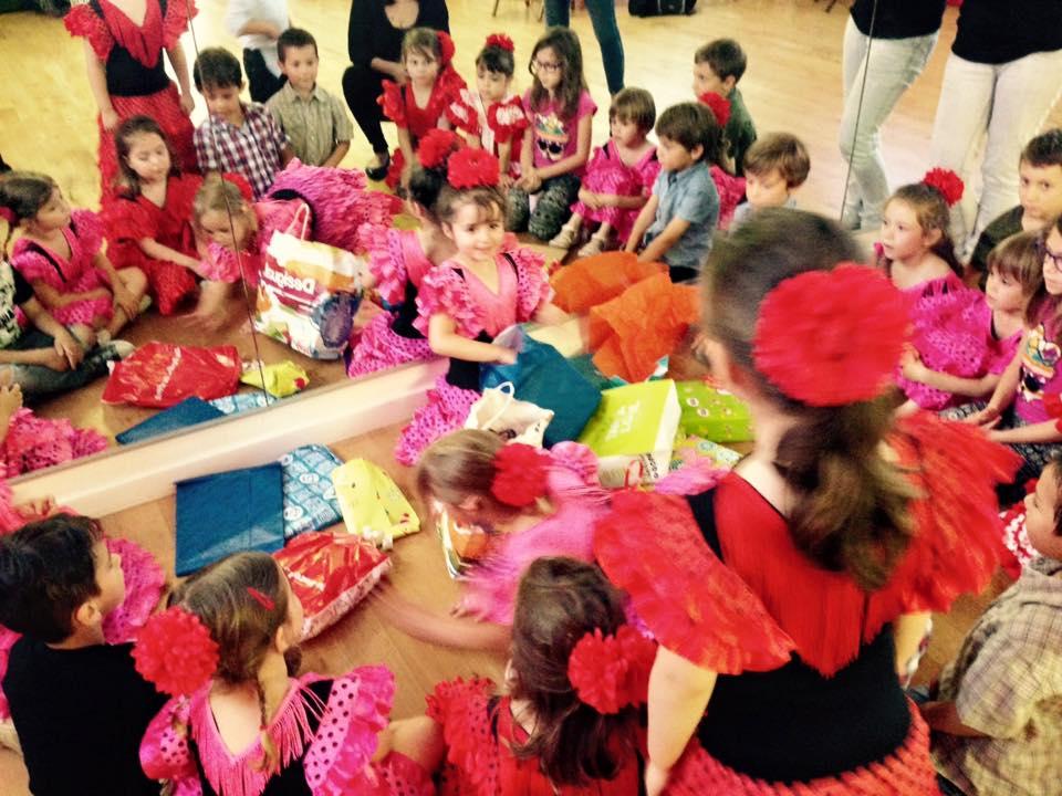 Stage Flamenrsaire flamenco toulouse
