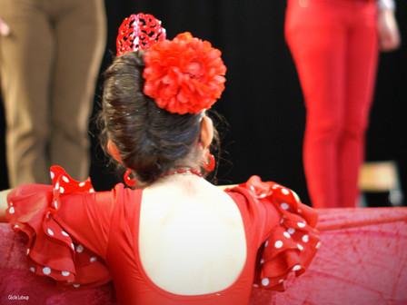 | Stage flamenco enfants | Toulouse    22 et 23 octobre 2019 • L'Atelier flamenco