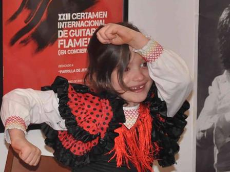 | Calendrier 2020 /2021 - Ateliers de danse flamenco pour ENFANTS | Toulouse