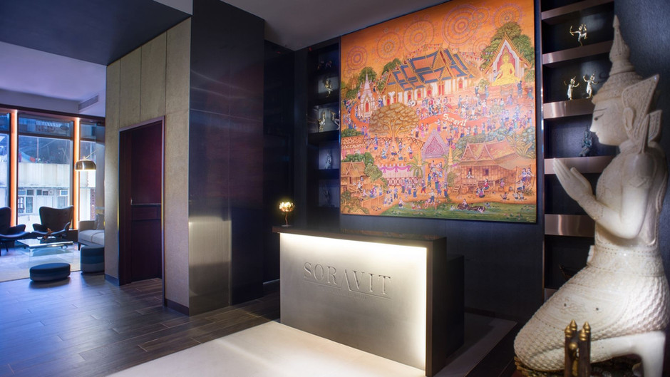 The Very first Thai Concept Hotel in Hong Kong