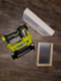 gameon3d, custom frame, backlit frame, lithophane