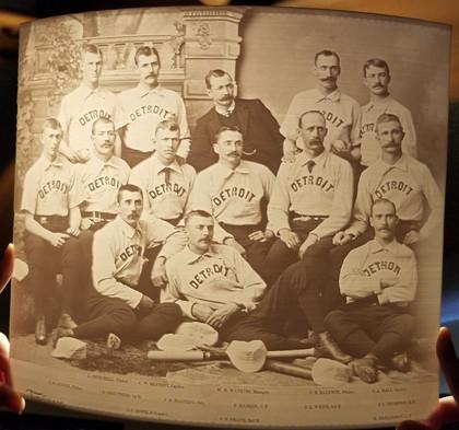 1886 Detroit Wolverines