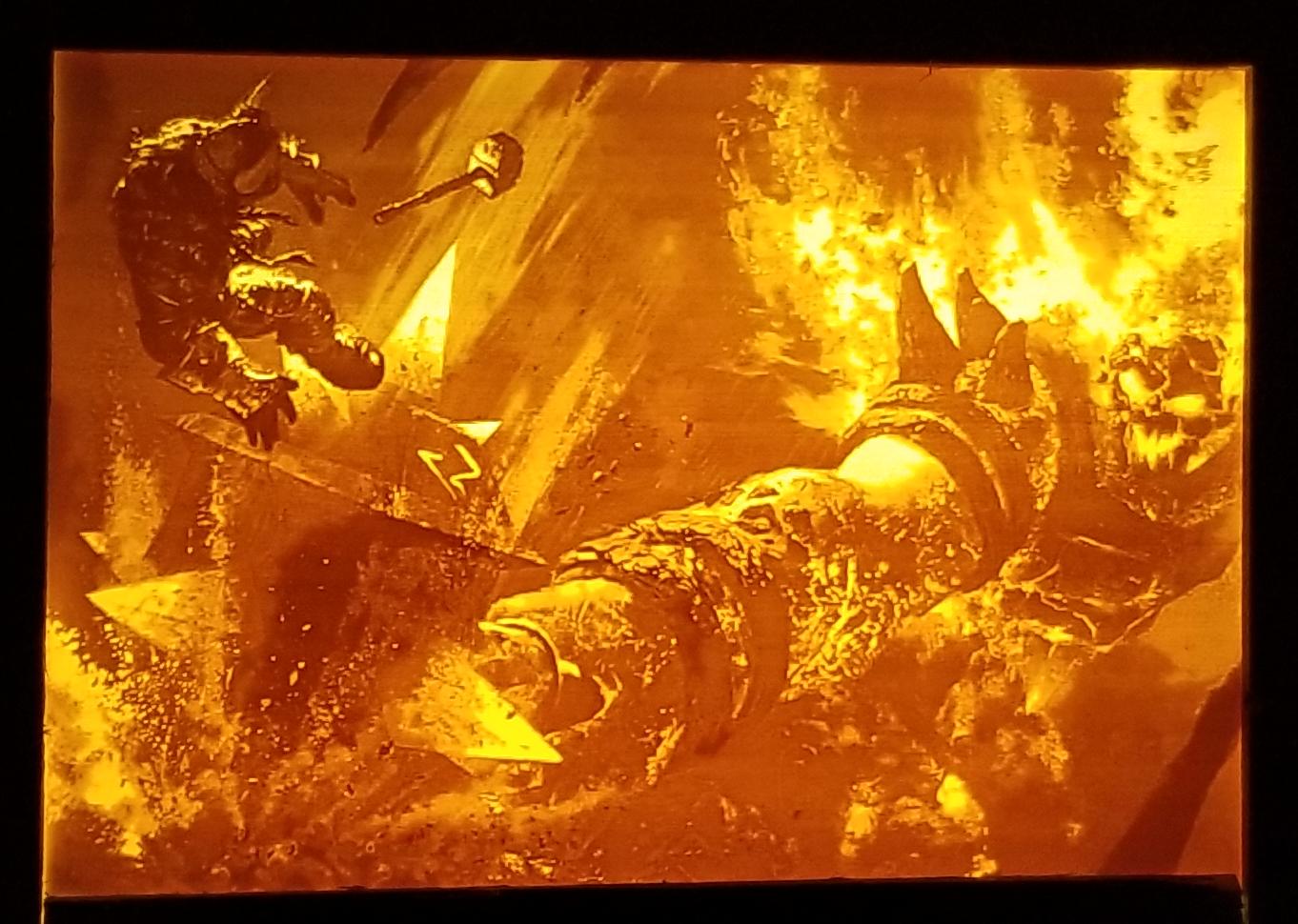 Warcraft: Ragnaros