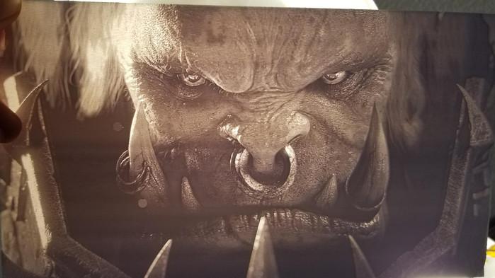 Warcraft: Varok Orc