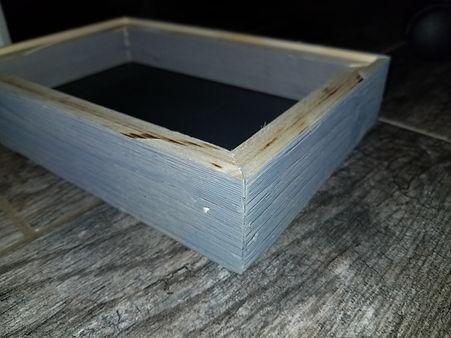 gameon3d, custom frame for lithophane, night light