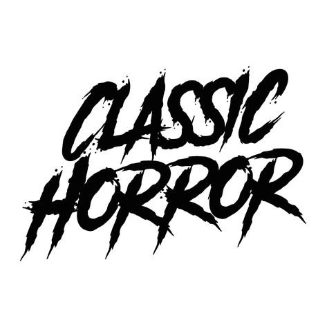 Classic Horror Logo