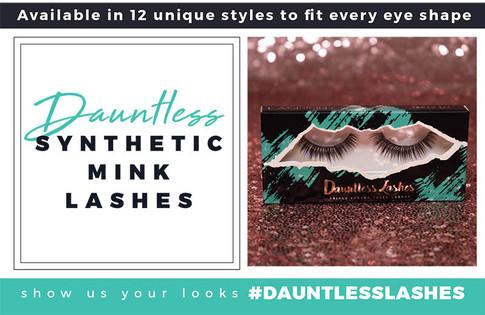Dauntless Lashes