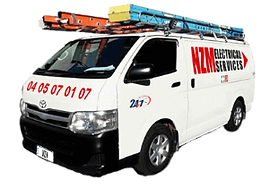 NZM Electrical Van