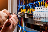 Commercial electrician Burwood