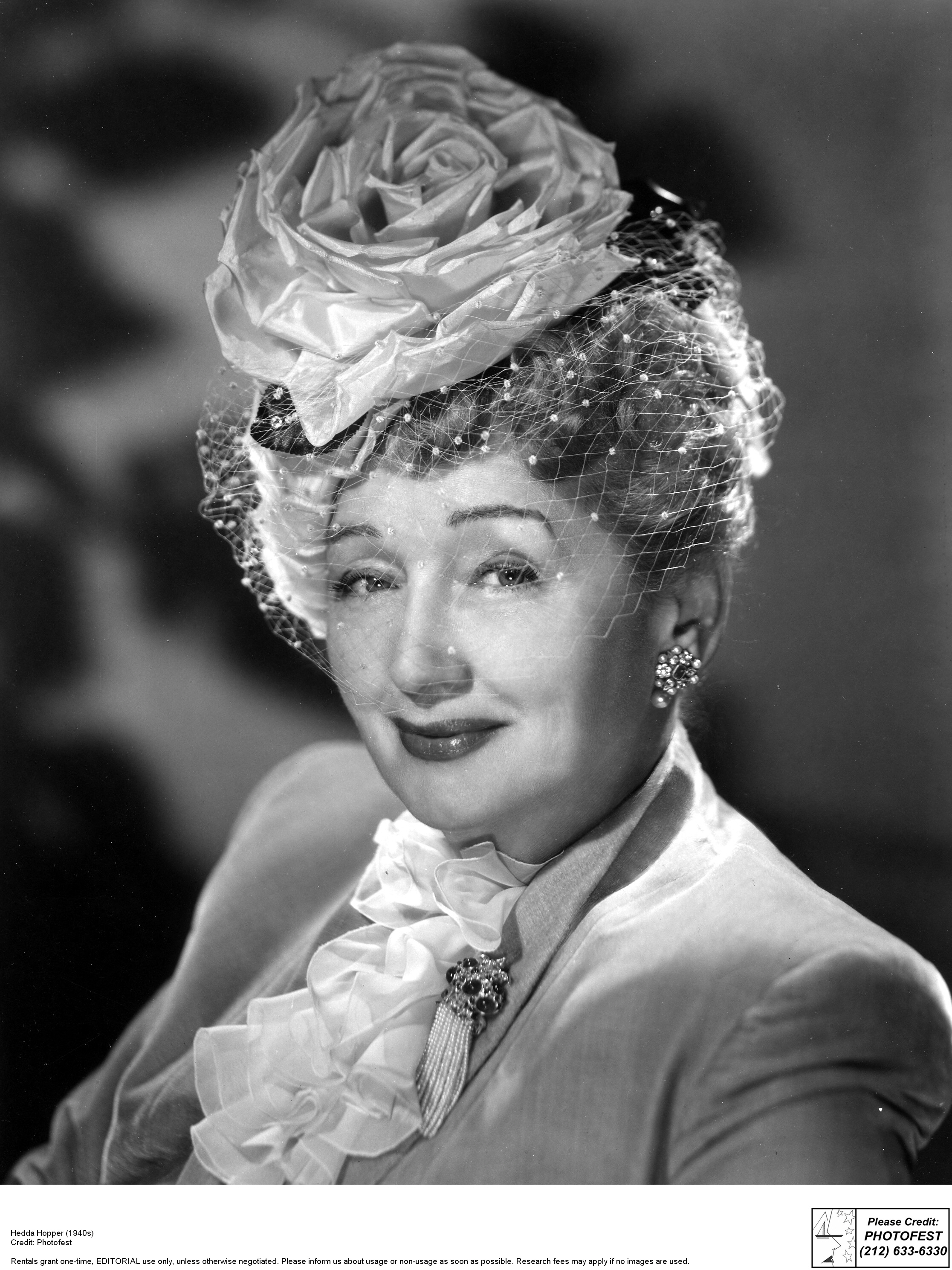 Image result for hedda hopper and huac