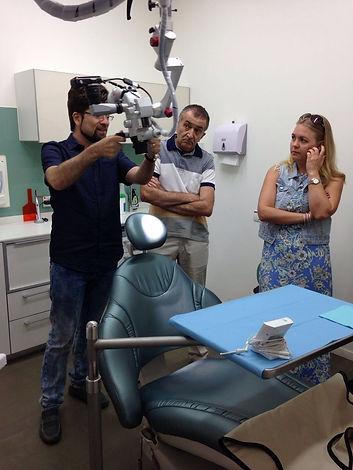 מומחה לטיפולי שורש סולומונוב מיכאל