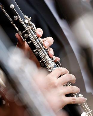 Clarinete na orquestra