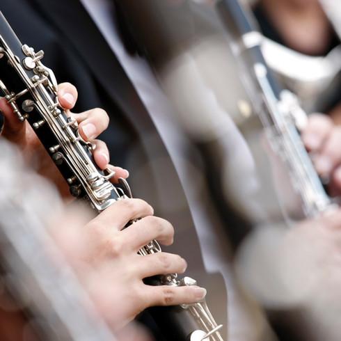 Klarinette in Orchester
