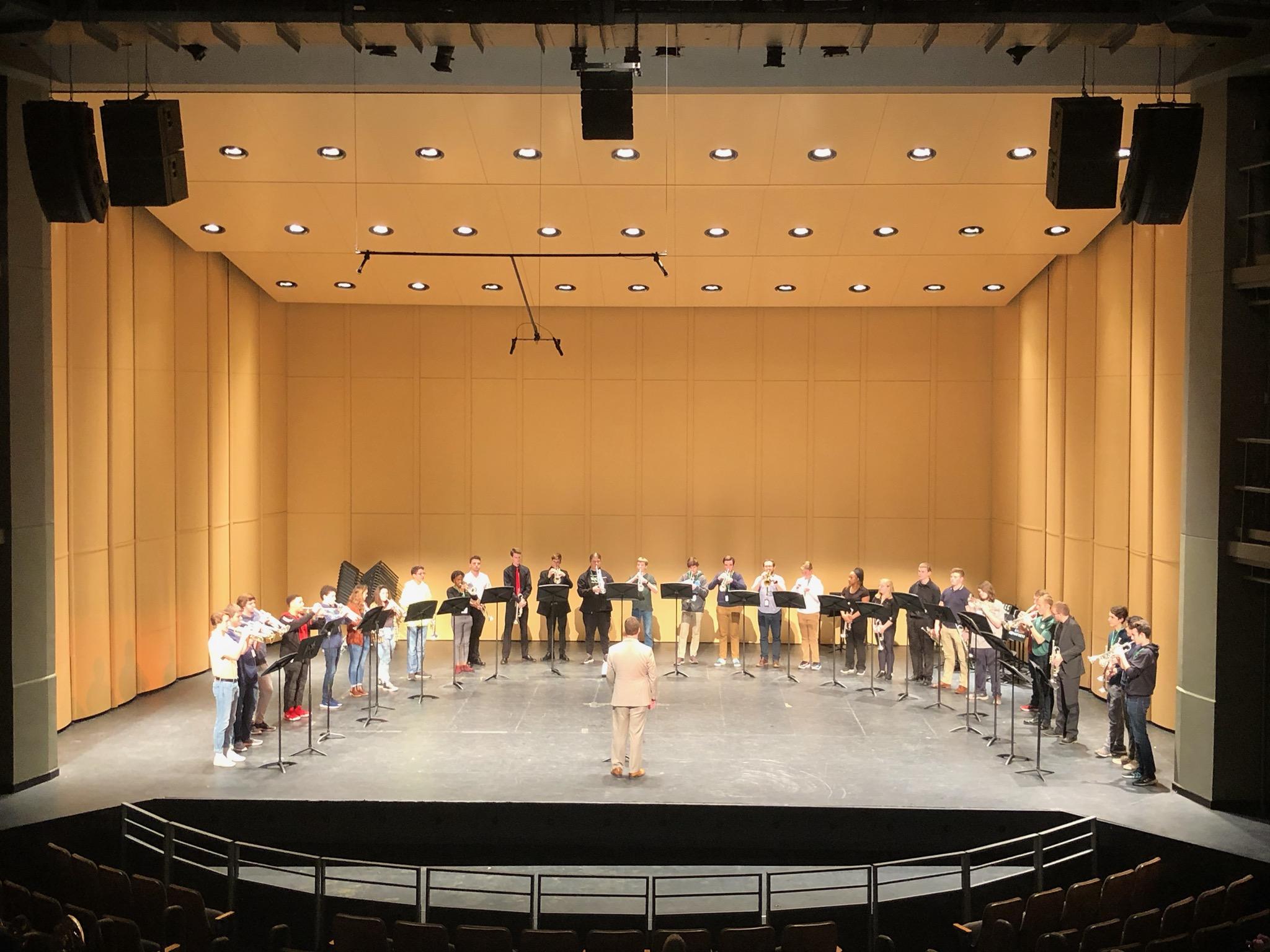 Mass Trumpet Ensemble